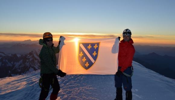 Ekspedicija na Mont Blanc (02.09.-07.09.2014.godine)