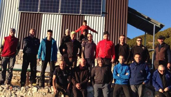 Postavljeni solarni paneli i video nadzor na planinarski dom Vilinac